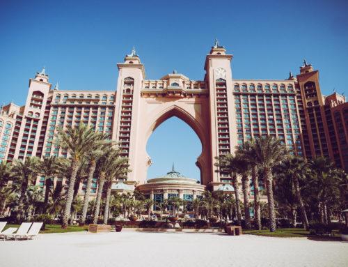 Zaczarowany Dubaj i nocleg w Hotelu Atlantis the Palm 5*