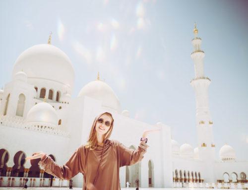 Abud Dhabi – Meczet Szejka Zayeda i Emirates Palace, czyli najbardziej luksusowy hotel na świecie