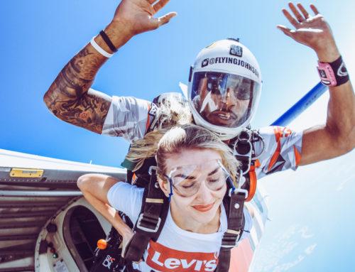 Skydive Dubai – Skoczyłam ze spadochronem w Dubaju!