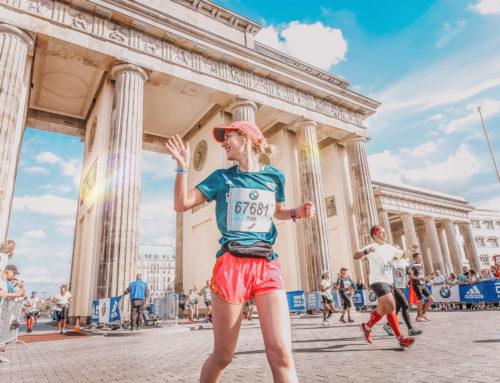 Przebiegłam BMW Berlin Maraton!