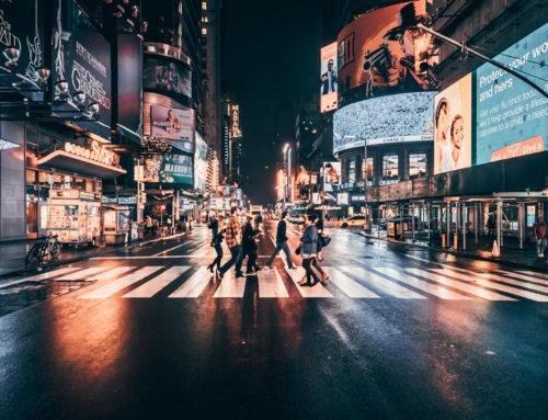 Nowy Jork nocą – miasto, które nigdy nie zasypia