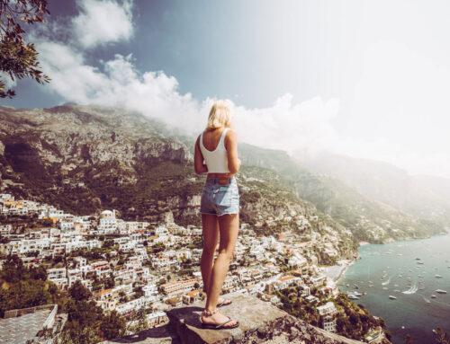 Wybrzeże Amalfi – Positano i Sorrento w 5 dni + KOSZTORYS