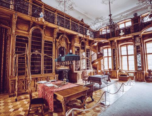 Wycieczki po Polsce: Pałac w Rogalinie & Zamek w Kórniku – Wielkopolska